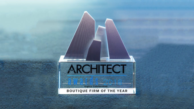 Middle East Architect Award
